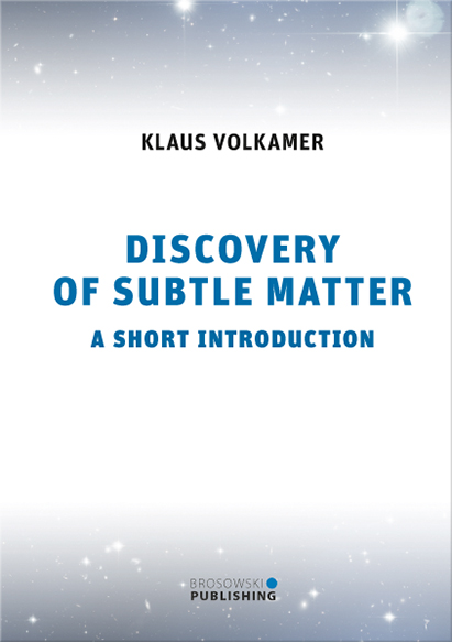 New English Book by Dr. Klaus Volkamer 2017